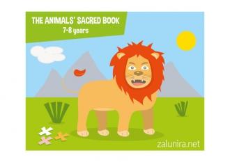 The animal's sacred book - 7-8 years